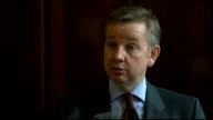 Michael Gove speech on Academies Michael Gove speech continued SOT Labour's Academies programme proved genuinely transformative and provided a...
