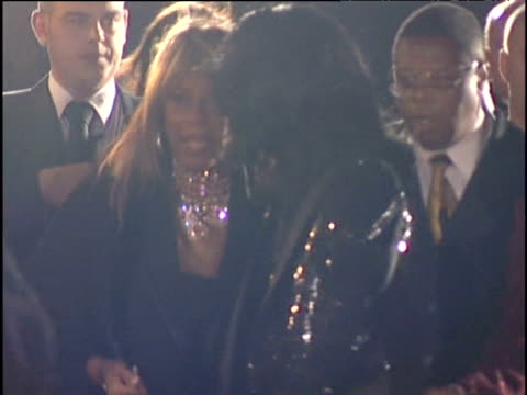Michael Jackson arrives at World Music Awards Earls Court 16 November 2006