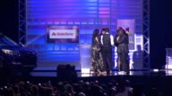 SPEECH Michael Jai White Tracee Ellis Ross David Mann presents the best high school category award at 2014 Ford Neighborhood Awards Hosted By Steve...