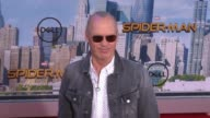 """Michael Keaton at Audi Arrivals at The World Premiere of """"SpiderMan Homecoming"""" in Los Angeles CA"""