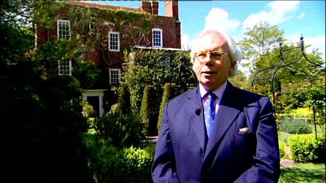 report on the office of Speaker of the House of Commons Canterbury EXT Dr David Starkey interview SOT had long parliaments short parliaments good...