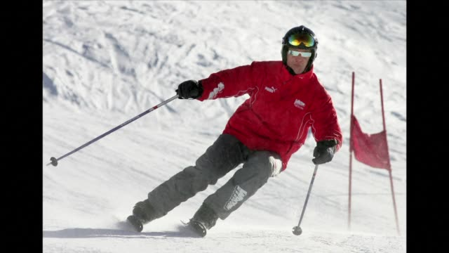 Michael Schumacher the retired seventime Formula One champion who often braved death on the tracks was fighting for his life Monday after an offpiste...