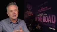 Michael Winterbottom on the complete and continuous immersion into band life on September 21 2017 in London England