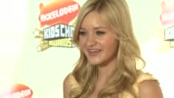AJ Michalka at the 2007 Nickelodeon's Kids' Choice Awards at UCLA's Pauley Pavilion in Los Angeles California on March 31 2007