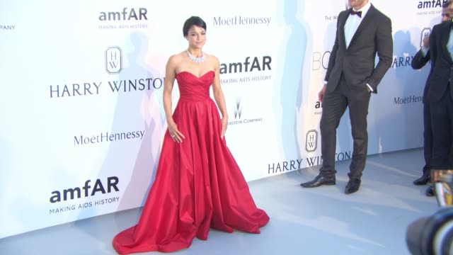 Michelle Rodriguez at amfAR 22nd Cinema Against AIDS Gala Presented By Bold Films And Harry Winston at Hotel du CapEdenRoc on May 21 2015 in Cap...