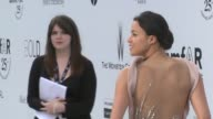 Michelle Rodriguez at the amfAR Gala Red Carpet Arrivals 64th Cannes Film Festival at Antibes