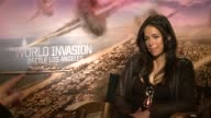Michelle Rodriguez on her perspective about aliens and what kind of tomboy she actually is