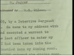 Official papers released on sixties drugs raid Kew National Archive police documents from 1969 relating to inquiry into allegations that a police...