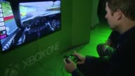 Microsoft on Friday releases its Xbox One game console taking on Sonys PlayStation 4 in a battle for the hearts and minds of Internet era home...