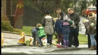 Mother due in court charged with his death Edinburgh Assistant Chief Constable Malcolm Graham speaking to press SOT Children and adults placing...