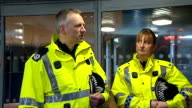 Mother pleads guilty to culpable homicide T17011413 Assistant Chief Constable Malcolm Graham addressing press outside police station SOT it's...