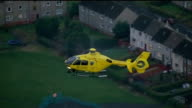 Mother pleads guilty to culpable homicide LIB Police helicopter flying over houses