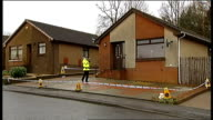 Mother pleads guilty to culpable homicide T18011426 General view of cordonedoff bungalow with police on duty outside