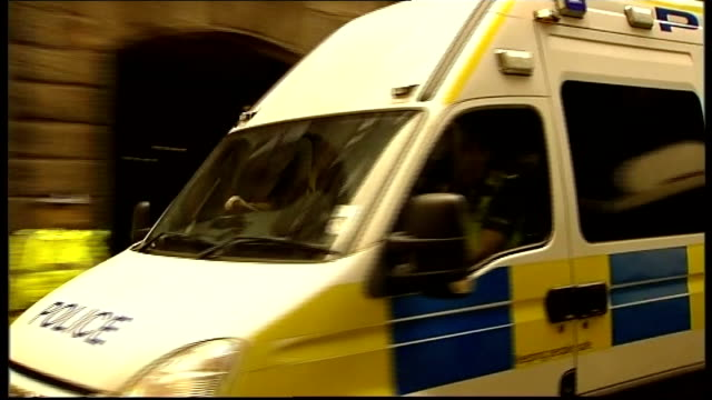 Mother appears in court SCOTLAND Edinburgh EXT Police van along carrying Rosdeep Kular accused of the murder of her threeyearold son Mikaeel Kular...