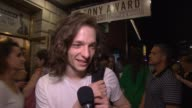 INTERVIEW Mike Faist on checking out the midnight play at A Doll's House Part 2 at TBD on May 18 2017 in New York City