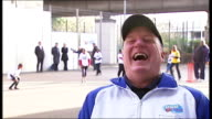 Mike Gatting and Ray Meagher promote Kwik cricket and comment on the Ashes Ray Meagher interview SOT On the Ashes Australia under pressure / loves...