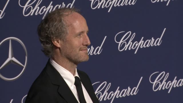 Mike Mills at 28th Annual Palm Springs International Film Festival Awards Gala in Los Angeles CA