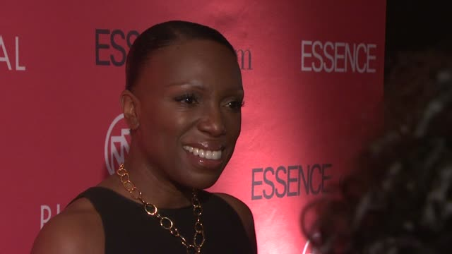 Mikki Taylor at the Essence Magazine 40th Anniversary Fierce Fabulous Awards Luncheon at New York NY