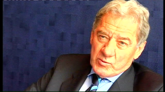 Milan Mandaric interview Mandaric interview SOT Does not foresee European Super League/Football needs smaller clubs to be strong for stronger clubs...