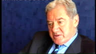Milan Mandaric interview Mandaric interview SOT Will not be easy to get promoted/Very difficult league with clubs that have same objectives and...
