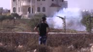 Mild clashes between Israeli security forces and Palestinians erupted on Friday in the Jalazoun refugee camp in the occupied West Bank after a...