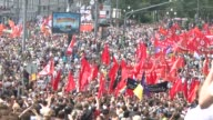 Miles contra Putin on June 12 2012 in Moscow Russia
