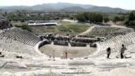 MIletus ancient Greek city amphitheater