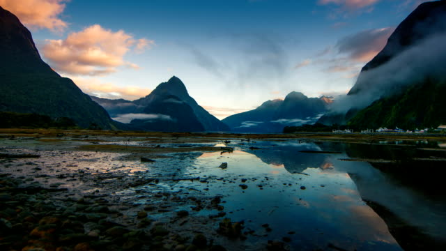Milford Sound, Fiordland, New Zealand