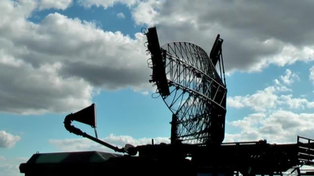 Militär radar