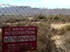 US Military: Traffic Through Marine Base