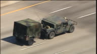 KTVI Military Trucks Head to St Louis after Circuit Judge Timothy Wilson acquitted 36yearold Jason Stockley a white former St Louis police officer on...
