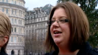 Military Wives Choir interview Shipman interview SOT On asking David Cameron to speak to George Osborne about the VAT issue on the single Balneaves...