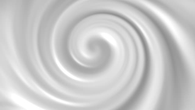 Milk Vortex (loopable) 3D