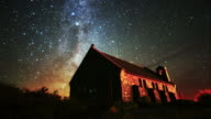 Milky way at Southern Hemisphere sky, New Zealand (Montage)