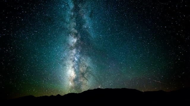 TIME LAPSE: Milky Way