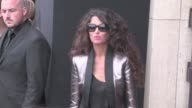 Milla Jovovich Dolores Chaplin Afef Jnifen Naomie Harris Roberta Armani Alyson Le Borges Olga Sorokina at the 2013 Giorgio Armani Haute Couture show...