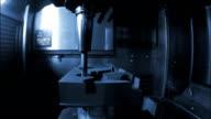 CU TS CNC Milling Process