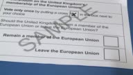 Millions of Britons begin voting in a bitterlyfought knifeedge referendum that could tear up the island nation's EU membership and spark the greatest...