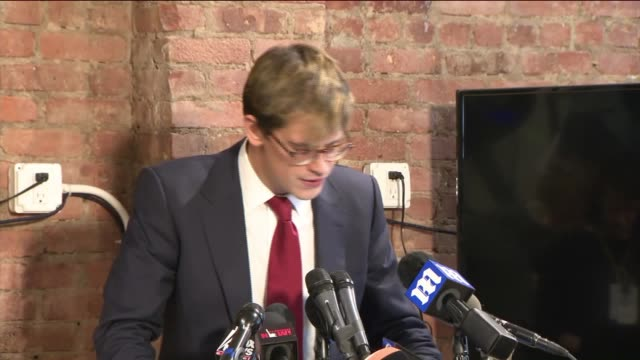 WPIX Milo Yiannopoulos announced his resignation from Breitbart News at a press conference on Feb 21 following the controversy around the publication...
