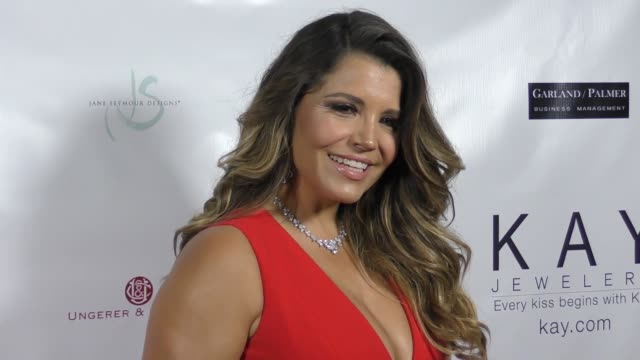 Mindy Burbano at The 2017 Open Hearts Gala at SLS Hotel on October 21 2017 in Beverly Hills California