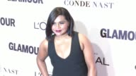 Mindy Kaling at Glamour's 2016 Women of the Year at NeueHouse Hollywood on November 14 2016 in Los Angeles California