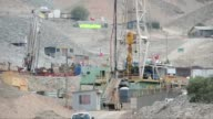 33 miners remain trapped in San Jose mine near Copiapo Chile View of the three drills used in the rescue on September 21 22 and 23 2010 in Copiapo...