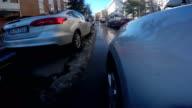 Mini Camera recording story with car