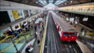 Miniature London - London Underground's Earls Court Station