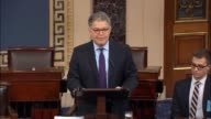 Minnesota Senator Al Franken says John Kenneth Bush nominee to be a judge on the Sixth Circuit discussed in blog posts fake news suggestions about...