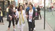 Mira Nair and Jessica Alba at the 13th Annual EIF Revlon Run/Walk For Women at New York NY