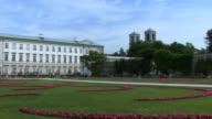 WS, PAN, Mirabell Gardens and Schloss Mirabell, Salzburg, Austria