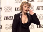 Miranda Richardson at the Golden Globes 95 at Beverly Hilton