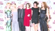 Miranda Richardson Jaime Winstone Bob Hoskins Sally Hawkins Geraldine James Made in Dagenham Premier Made in Dagenham Premiere at Odeon Leicester...