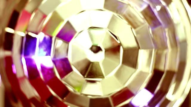 Mirror ball, disco